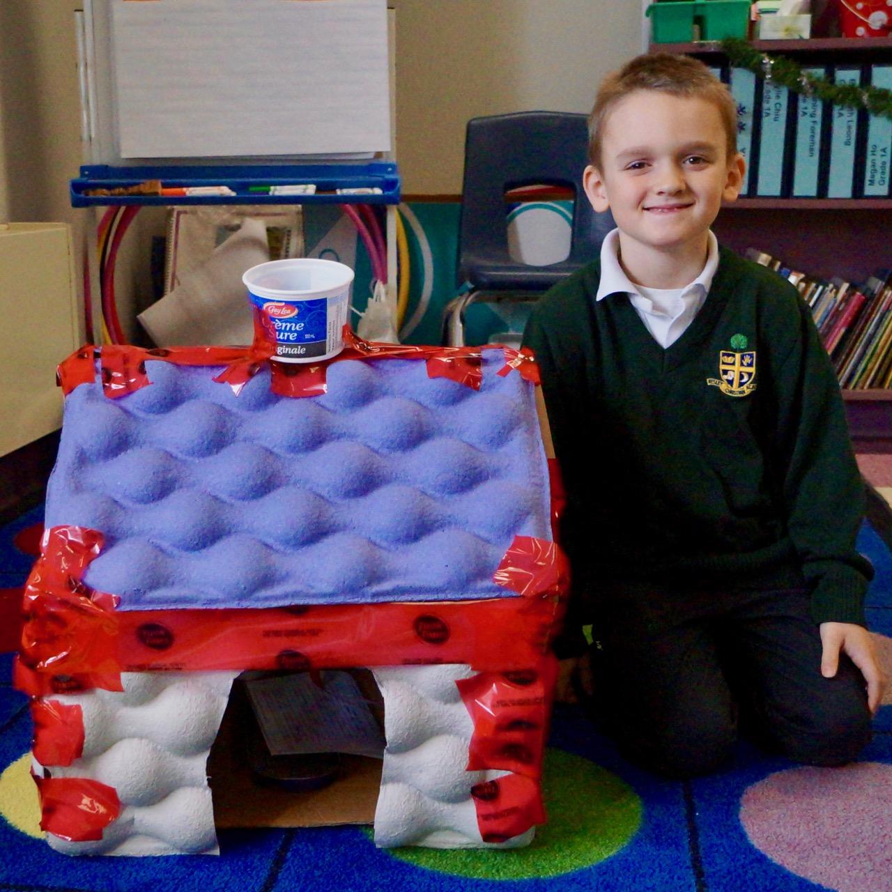 Glimpse Into A Classroom: Grade 1 Science – Recycling
